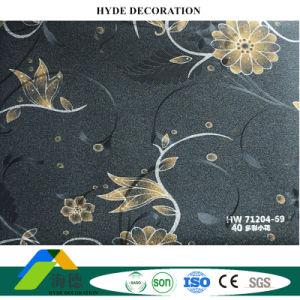 De modieuze Muur van pvc van het Ontwerp en Comité van pvc van de Raad van het Plafond het Decoratieve