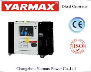 AC Трехфазный генератор дизельного двигателя