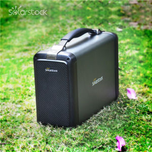 Oudoor 를 사용하는을%s 혁신적인 Portable Solar Generator