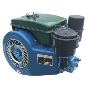 Низкое потребление топлива 4-тактный дизельный двигатель малого (Z170F) топливного бака