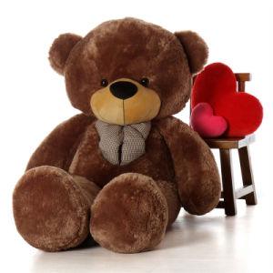 Commerce de gros ours en peluche personnalisé des jouets en peluche poupée farcies de cadeaux