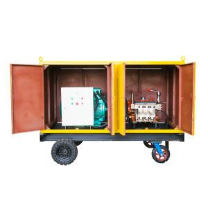 80L/min a 500bar Máquina de limpieza de alta presión