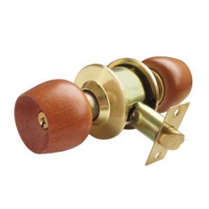 Serratura di portello cilindrica del perno di girata della sfera dell'installazione facile superiore
