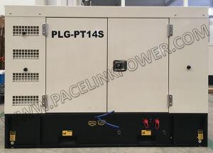 gruppo elettrogeno diesel insonorizzato 13kVA alimentato da Perkins con Ce/ISO
