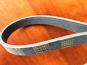EPDM с ребрами Poly Pk 6pk зубчатого клинового ремня в автомобильной промышленности