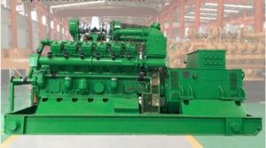 Containerized Generator van het Aardgas van de Cogeneratie 10kw-5MW van het Type