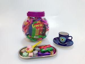 O Amor se quiser Candy com cinco sabores