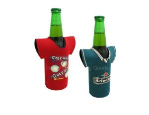Botella de colores del enfriador de viajes Bolsa con asa y bandolera, el mejor regalo para ti