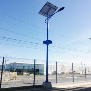 Indicatore luminoso di via esterno di energia LED di energia solare della strada 30W-100W del giardino