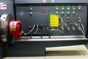 Combustível diesel bomba Common Rail e rampa de bancada de teste
