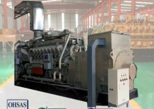 Motore a combustione interna 20kw - biogas 500kw che genera insieme