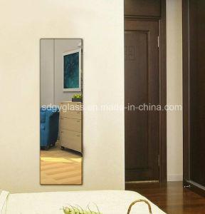 L'aluminium/Silver miroir miroir décoratif pour la salle de séjour