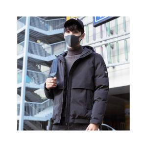 Veste matelassée d'hiver hommes Aucune marque n'élégante veste pour hommes enduire