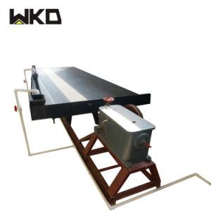 Máquina de mineração de ouro Wilfley Úmida de concentração de mesa vibratória para venda