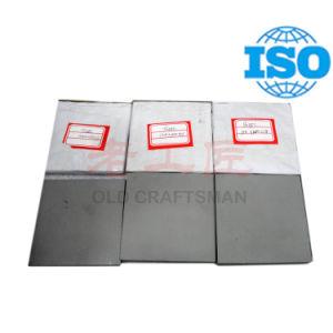 각종 크기 진공 용접 격판덮개 텅스텐 시멘트가 발라진 탄화물