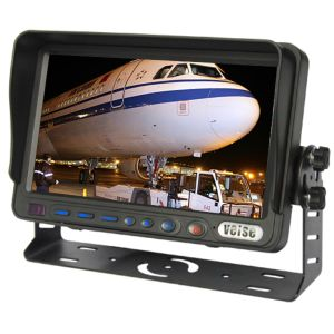 Monitor TFT LCD digital de 7 polegadas com pára-sol (SP-727)