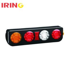 LEIDENE Indicator/Einde/Staart/Omgekeerde/Mist/het ZijLicht van de Staart van de Combinatie van de Teller voor de Aanhangwagen van de Vrachtwagen