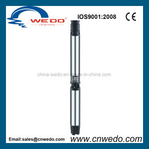 versenkbare Wasser-Pumpe der Qualitäts-6sr30/18
