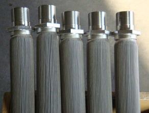 Cartucho do filtro de pregas