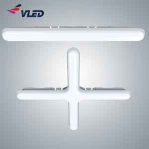 Tecto LED fixações do tubo da lâmpada de cruzamento linear cozinha corredor do Escritório de luzes de iluminação