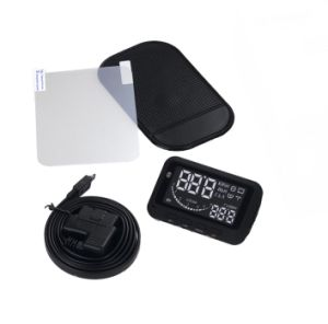 Automobile Head sul Veicolo-Mounted Hud Overspeed Warning OBD2 System F02 di Display
