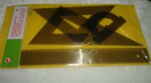 righello stabilito della plastica del righello dell'ufficio del righello del regalo del righello dell'allievo del righello del banco del righello di 30cm
