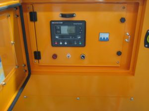 3 этап 30 Ква 415 V дизельного генератора - Cummins на базе