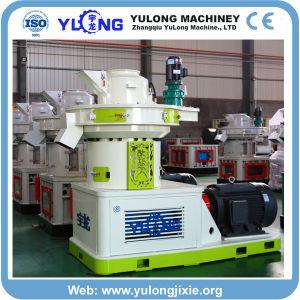 縦のRing Die Xgj560 1-1.5t/H Wood Pellet Machine