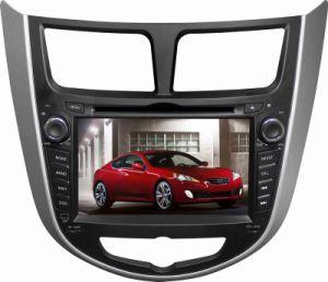 Lettore DVD speciale dell'automobile dello schermo di tocco per Hyundai Verna con Bluetooth, navigazione di GPS (LZT-8797)