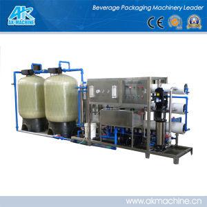 O sistema de tratamento de água (AK-RO)