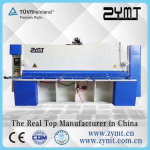 Venta caliente máquina cortadora hidráulica (QC12Y-4*4000) China Máquina de esquila con Ce y certificación ISO 9001