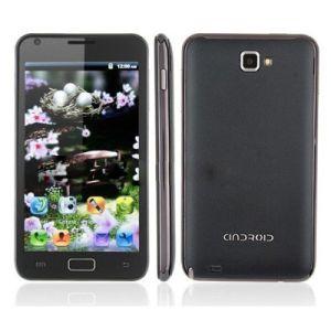 FernsehapparatN8000 Android 4.0 MTK6575 5.0 Zoll-Handy mit Quadband WiFi GPS G-Sensor
