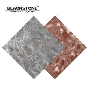 De porselein Verglaasde het Vloeren Ceramische Rustieke Tegel 600X600 van de Vloer (6JS016)