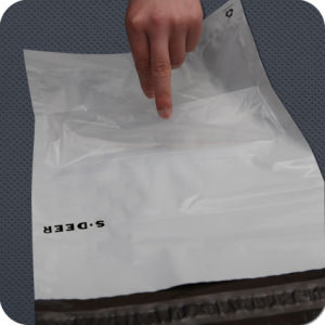 Erstklassiger Zoll gedruckter sendender Plastikbeutel