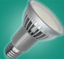 DEL Bulb Lamp Aluminium SMD2835 5W E27