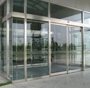 Automatische Schuifdeuren met Aluminum Frame (DS200)