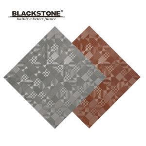 De porselein Verglaasde het Vloeren Ceramische Rustieke Tegel 600X600 van de Vloer (6JS021)
