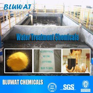 Het Gele Poeder PAC van uitstekende kwaliteit voor de Behandeling van het Afvalwater van de Industrie