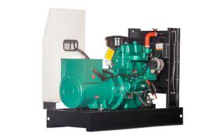 112.5kVA 90kw自動保護の容易な操作のVmanの開いたフレームエンジンのディーゼル発電機Genset