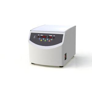 Centrifuga a bassa velocità di piano d'appoggio (TD4A) con il rotore differente