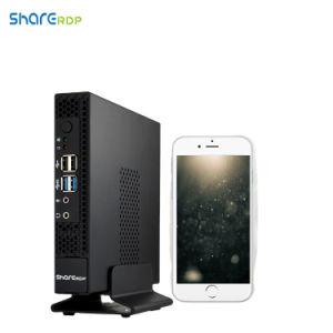 Sharerdp Core I3 I5 I7 Mini Mini caja de PC 4K de soporte de Linux Office Desktop PC