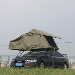 Parte superior do teto do reboque caravanatenda de tejadilho Jeep do Reboque