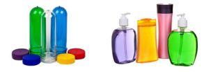 Le plastique HDPE/Pet/Bouteille PE avec bouchon à vis Child-Proof goutteur