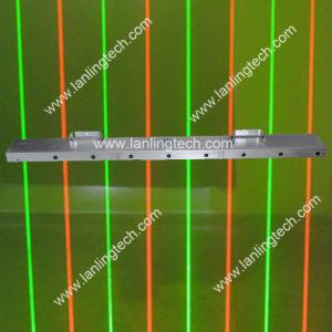 Красный луч лазера Greeb 8 головка лазерного света лазера шторки