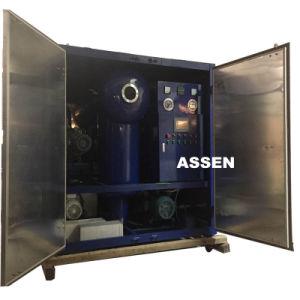 6000 Lph vacío de alto rendimiento de filtración de aceite de transformador de la máquina