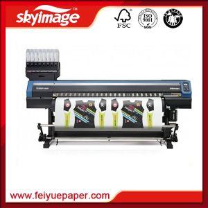 64'' Mimaki Jv300-160uma impressora jato de tinta por sublimação de tinta para impressão de têxteis
