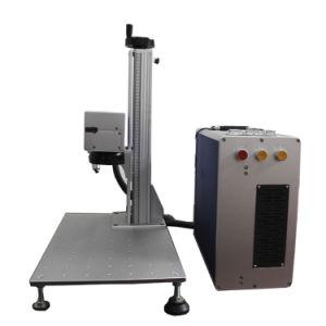 Chuke 30W 디지털 판매를 위한 소형 Laser 에칭 장비