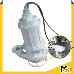 Pompa di sabbia sommergibile centrifuga del fiume per dragare