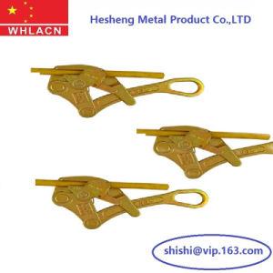 Проволочного каната кабеля захват съемника натяжитель с храповым механизмом
