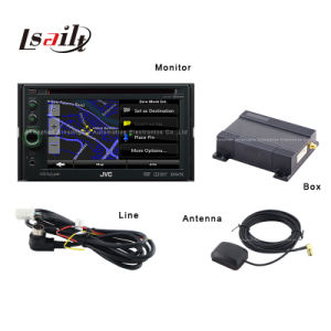 (Intrattenimento) HD Android Navigation Box per Jvc Unit